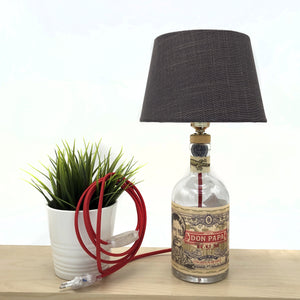 Bottlelamp Rhum Don Papa
