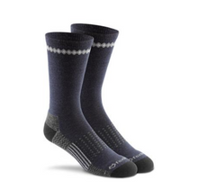 Load image into Gallery viewer, Carbon Crew Medium Weight Merino Wool Sock From Fox River