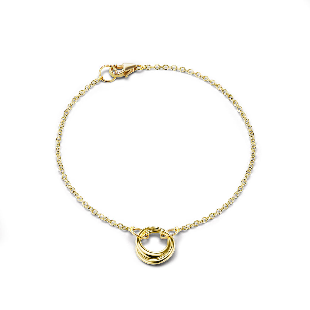 The Gold Encircle Bracelet