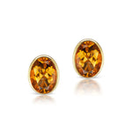 The Citrine Mimi Studs