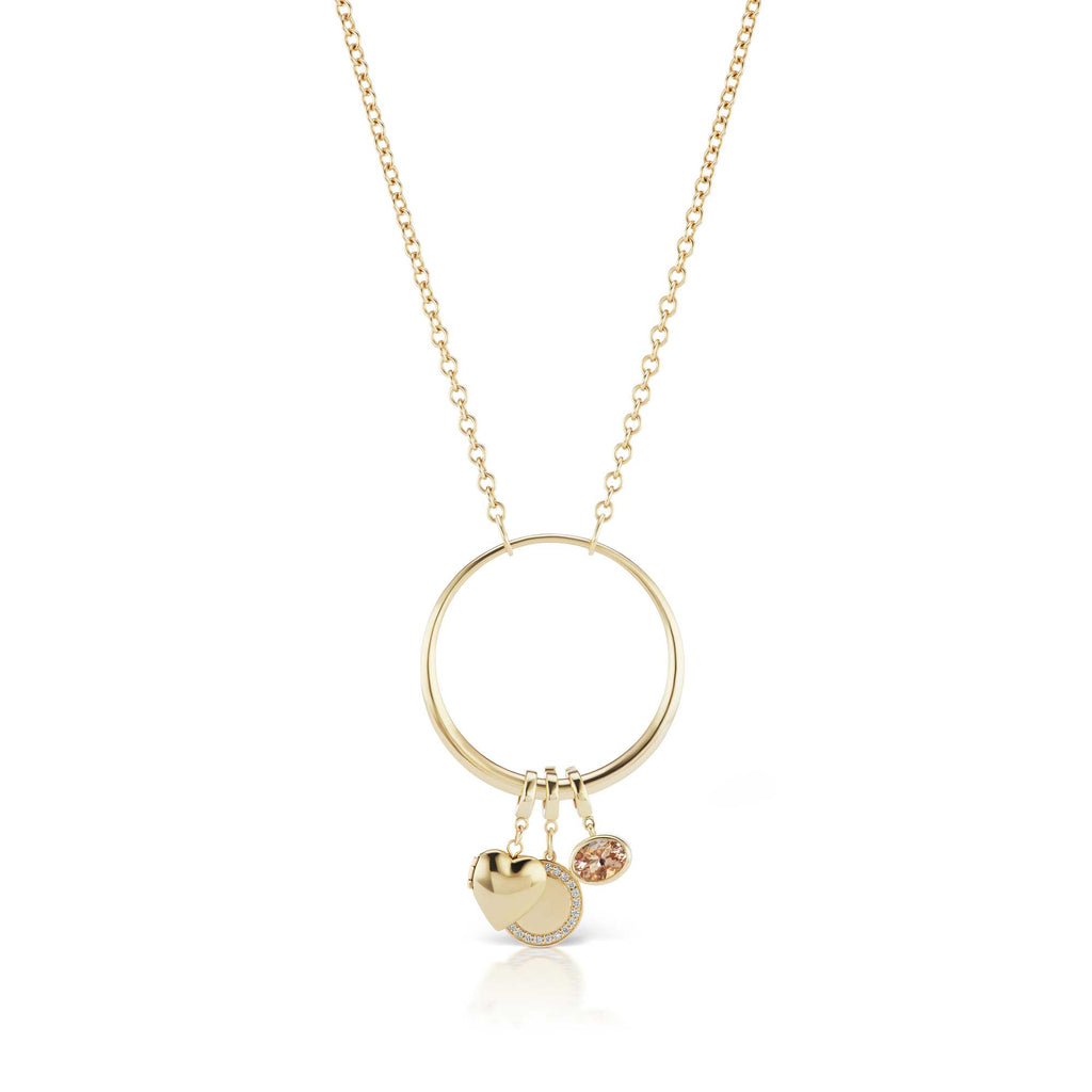 The Gold Loop Necklace