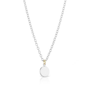 The Silver Petite Signature Necklace