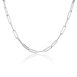 The Silver Soho Necklace