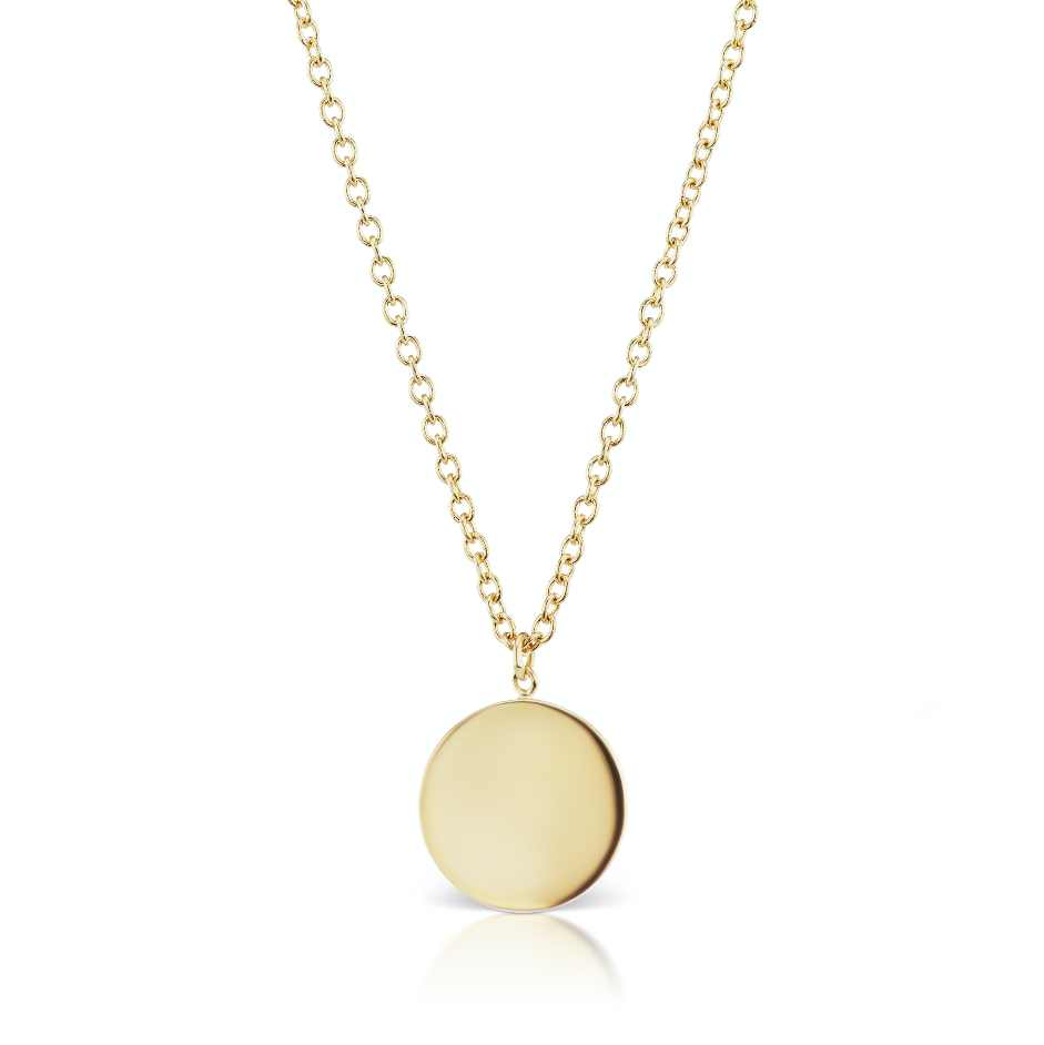 The Gold Signature Necklace