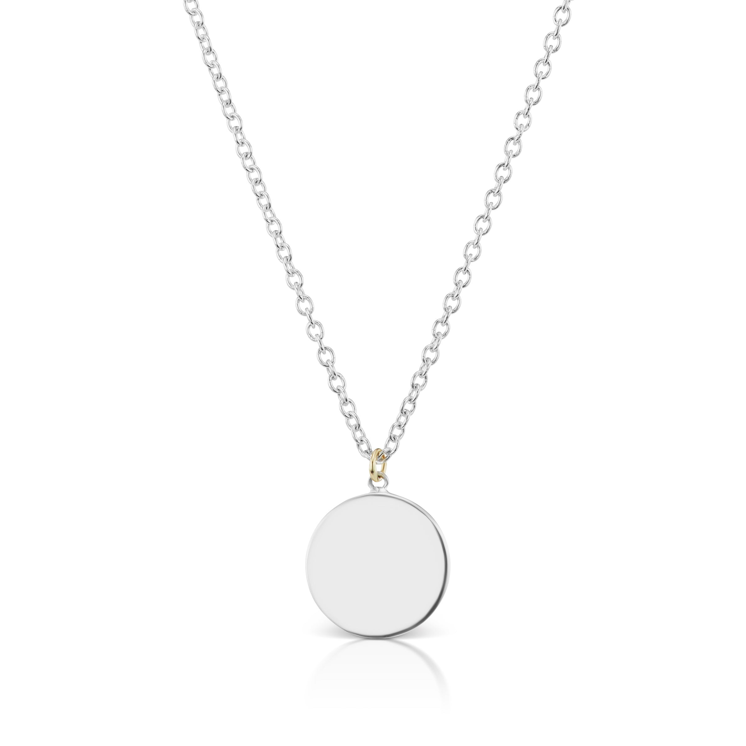 The Silver Signature Necklace