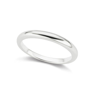 The Silver Sidekick Ring