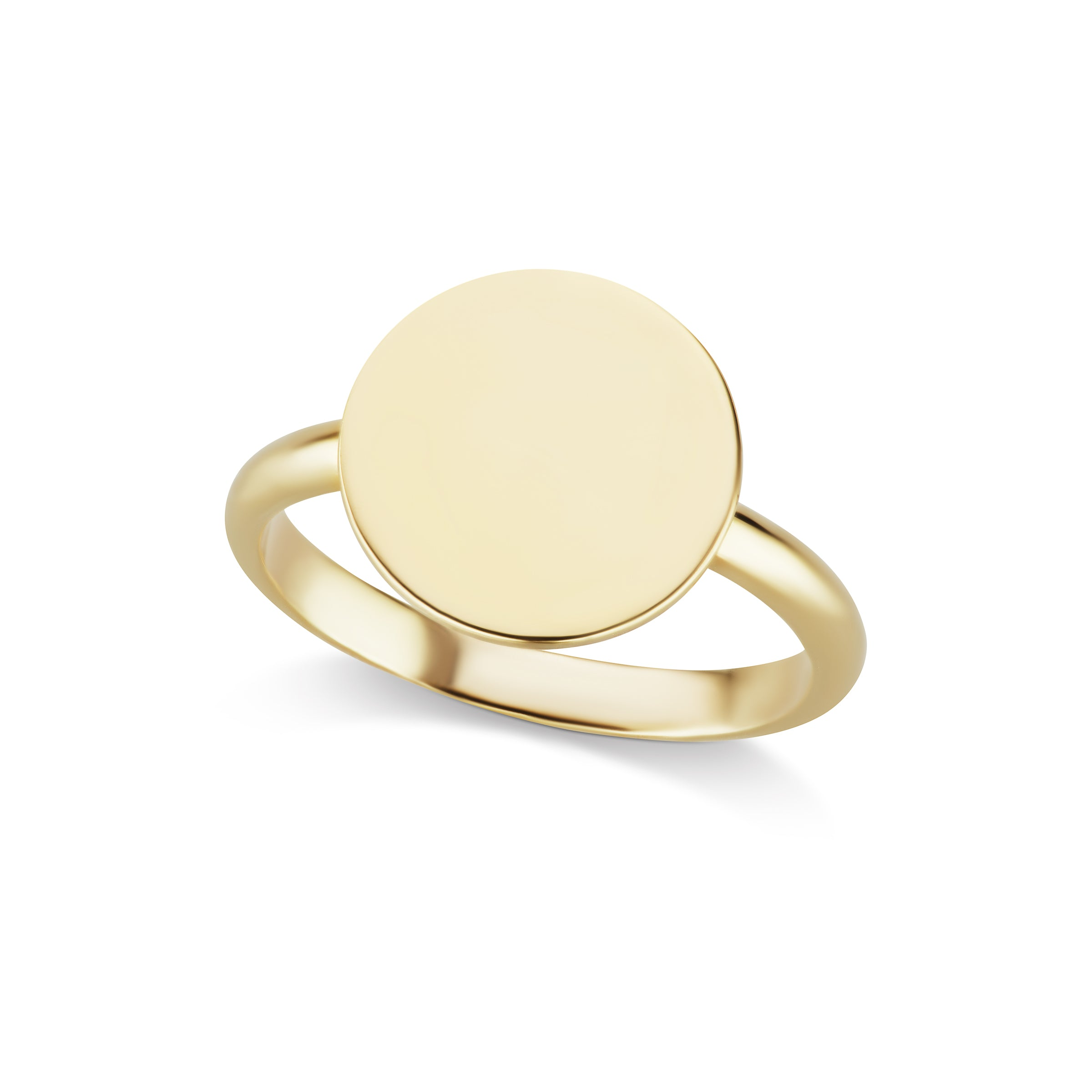 The Gold Signature Ring