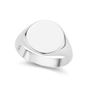 The Silver Signet Ring