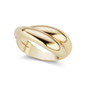The Gold Icon Ring