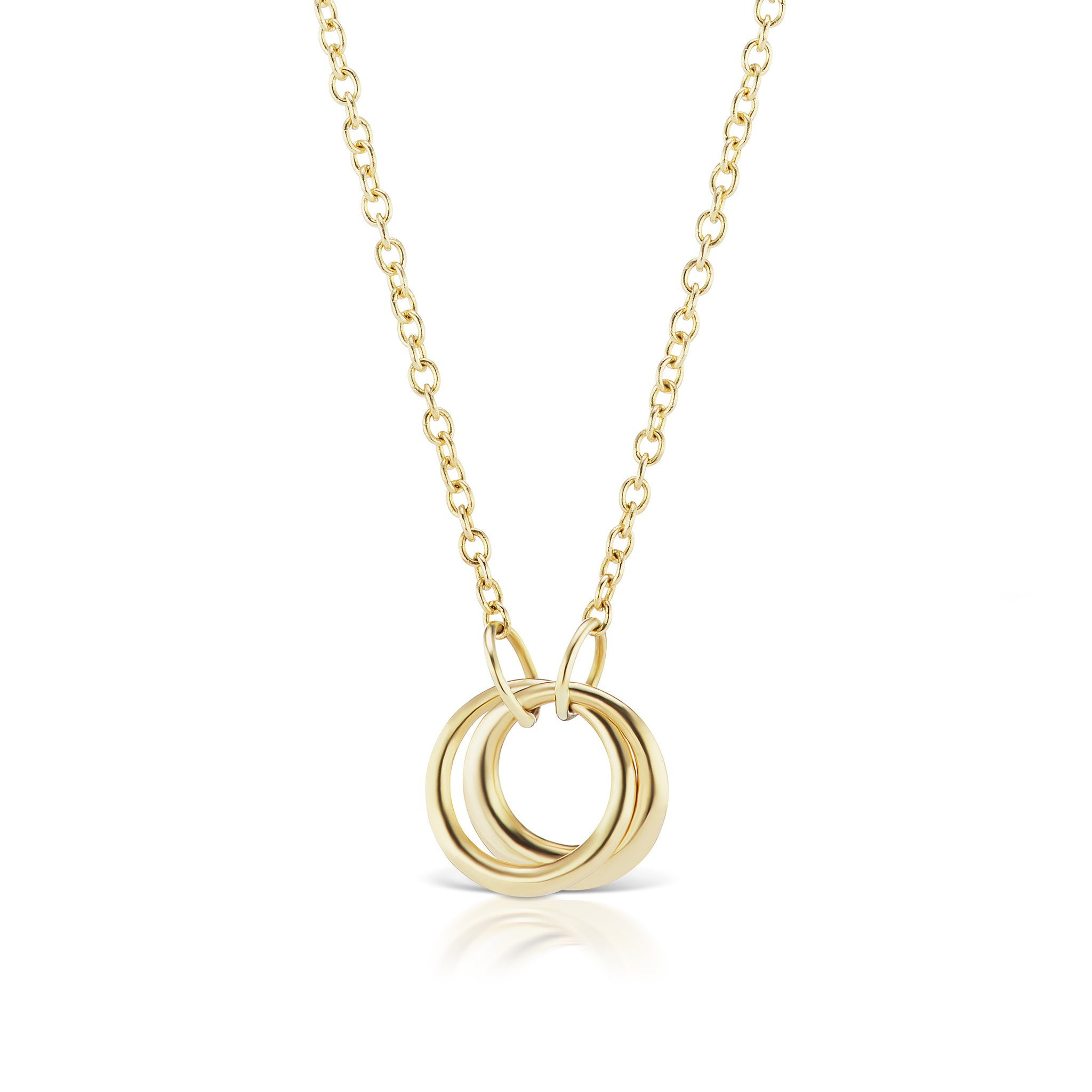 The Gold Encircle Necklace