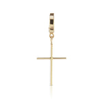 The Gold Cross Charm