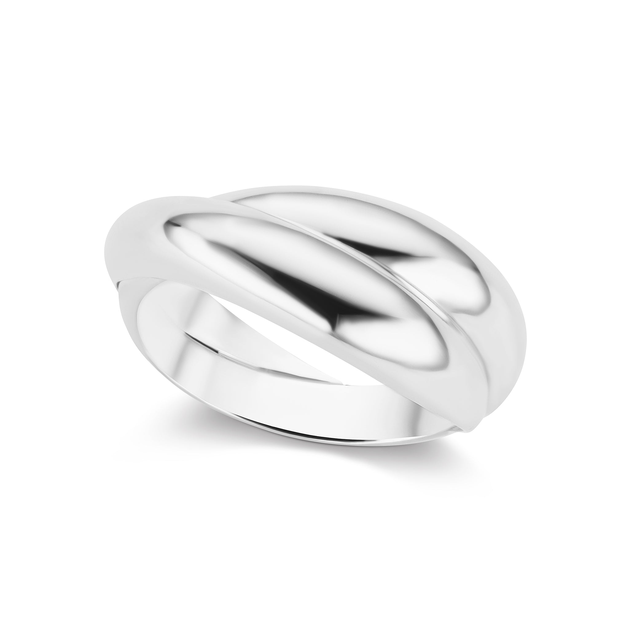 The Silver Icon Ring