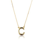 The Gold Initial Necklace