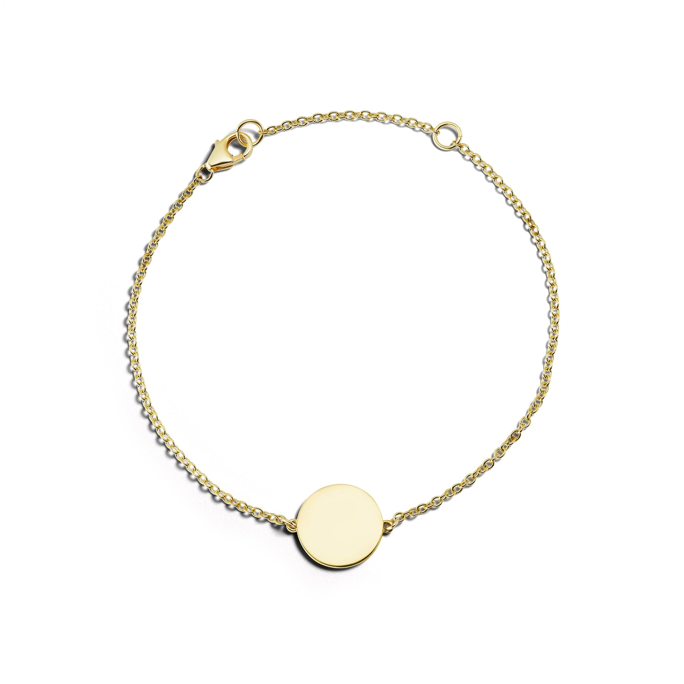 The Gold Signature Bracelet