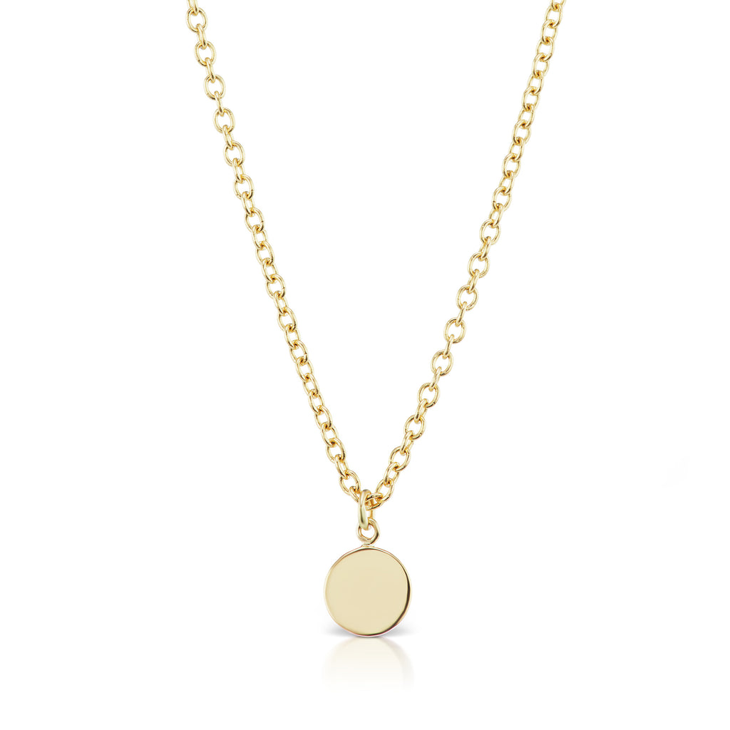 The Gold Petite Signature Necklace