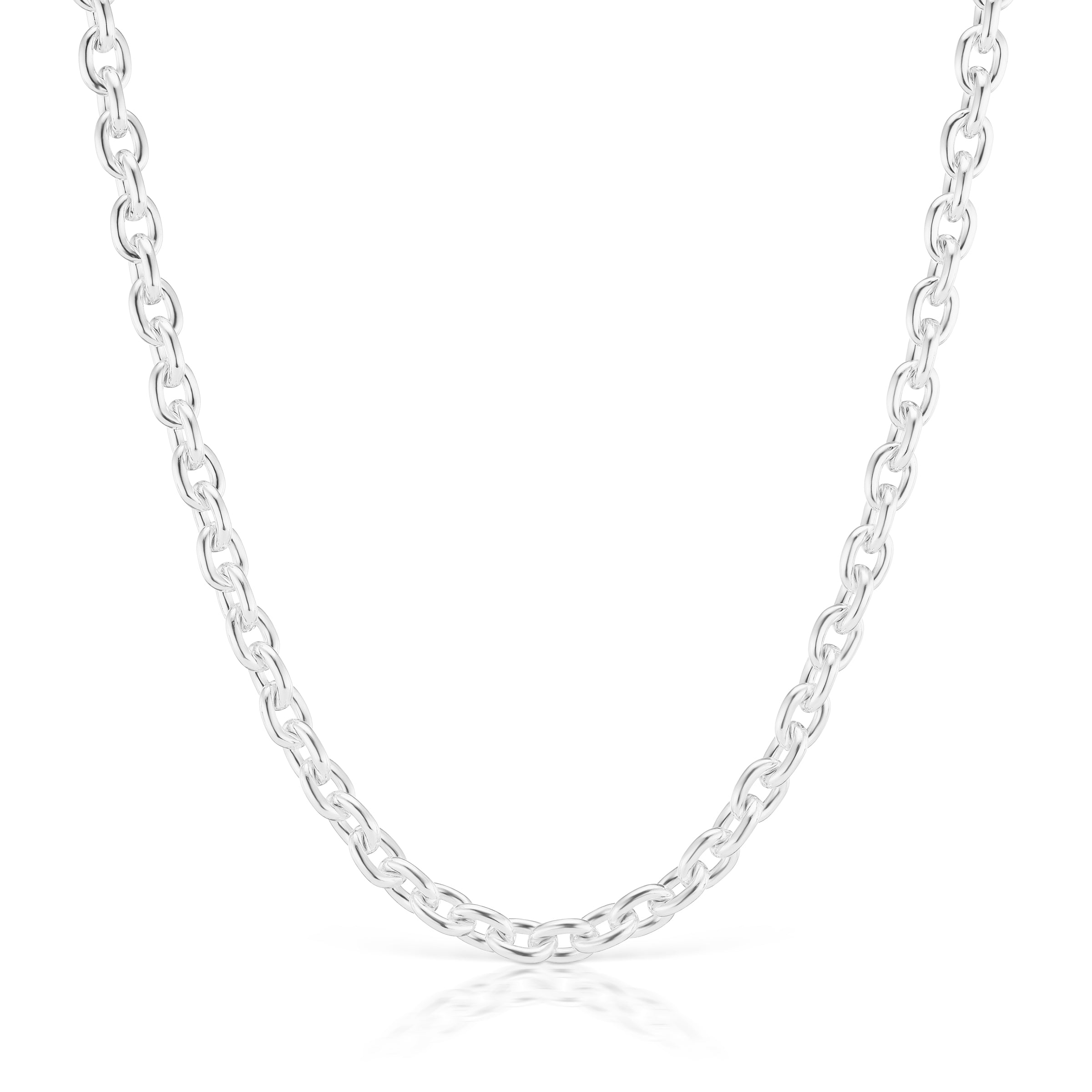 The Silver Ludlow Necklace