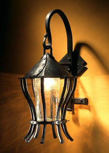 Contemporary Hanging Wall Lantern