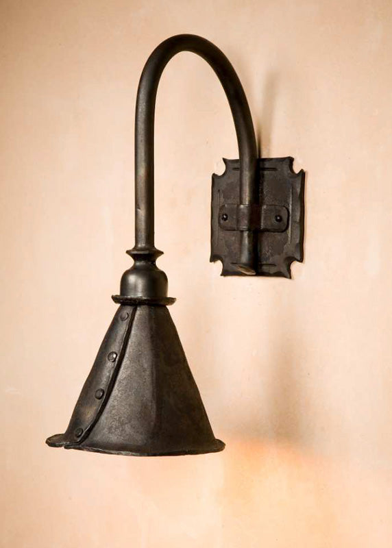 Dropped Entry Sconce