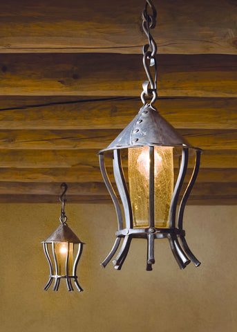 Contemporary Pendant Lantern