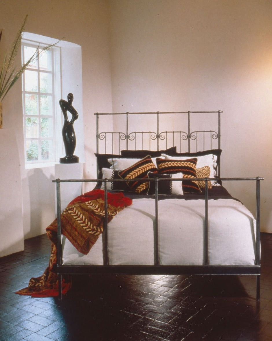 Empire Bed - Christopher Thomson Ironworks