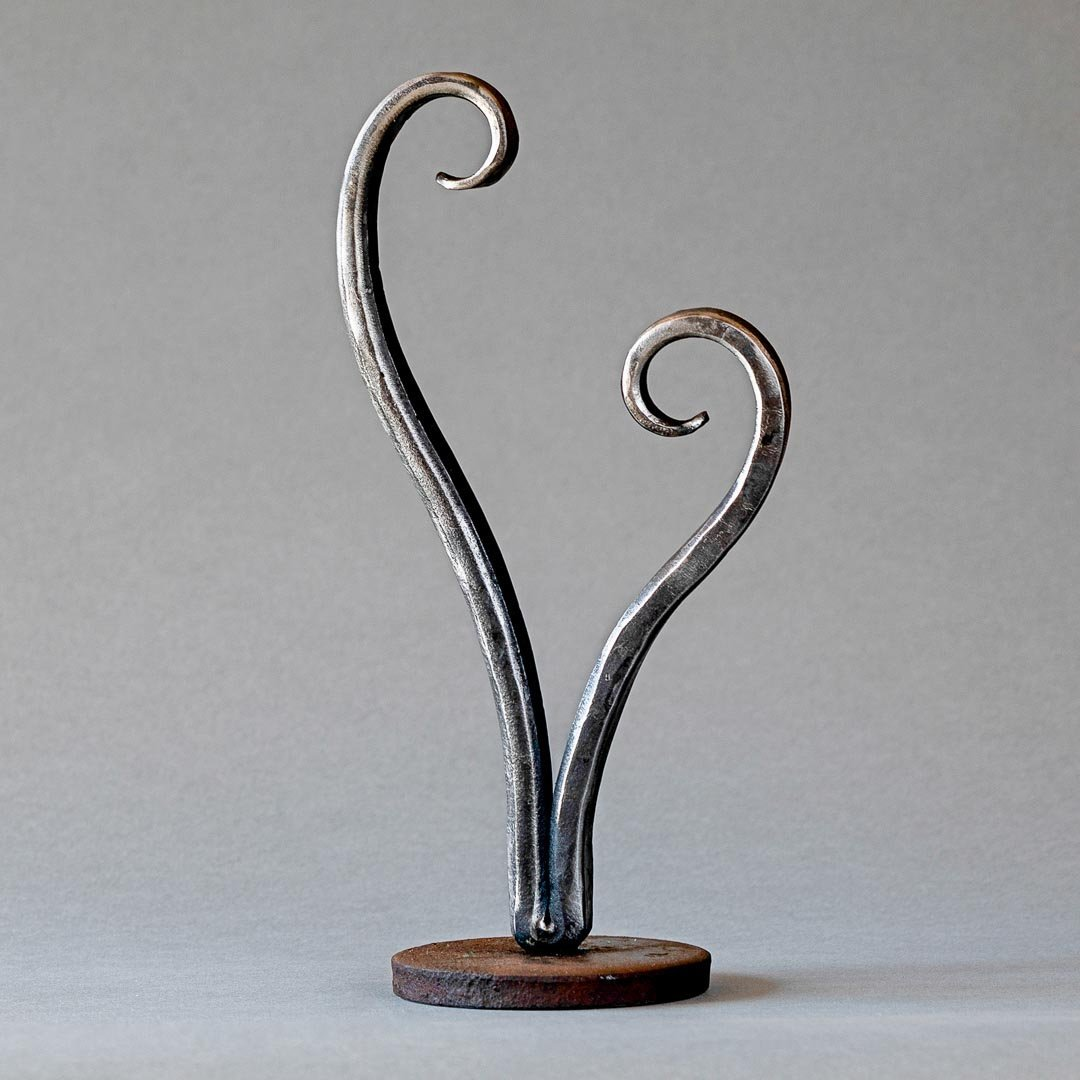 Opening Heart - Christopher Thomson Ironworks