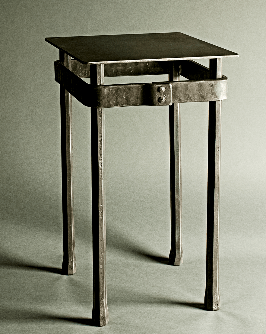 Pedestal Table - Christopher Thomson Ironworks