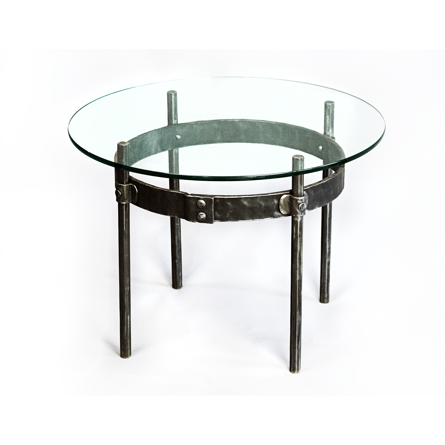 Ring Cocktail Table - Christopher Thomson Ironworks