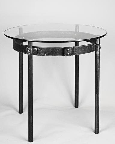 Ring End Table - Christopher Thomson Ironworks