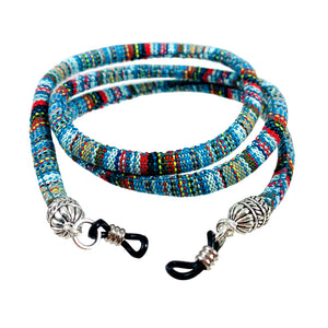 Cuerda Ethnic Blue