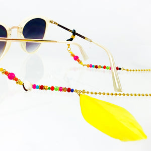 Cuerda Gold Feather Yellow