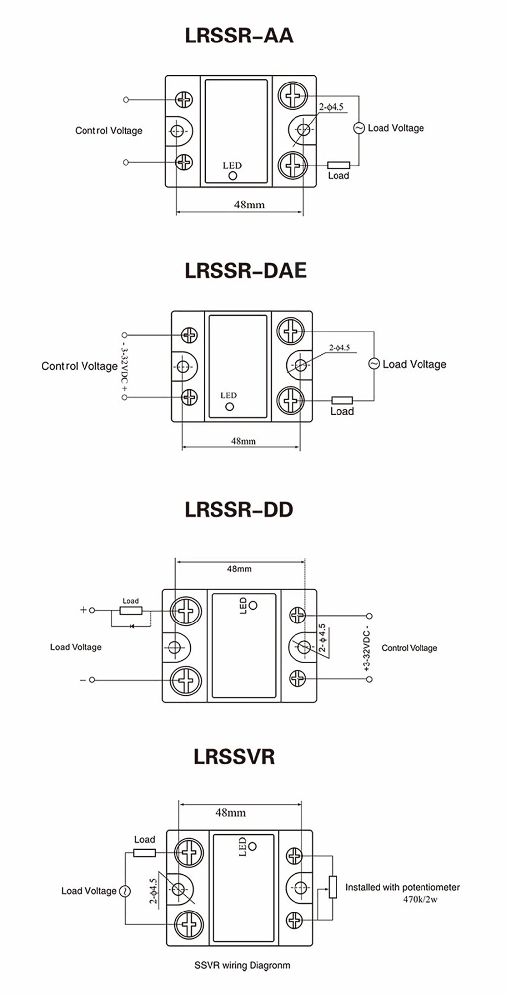 Connecting Diagram-LRSSR