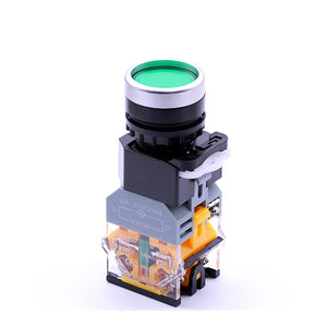 Maintained On-Off RGB Led Push Button Switch