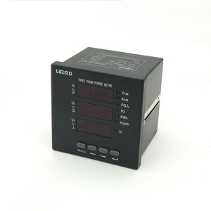 3 Phase Multifunctional Ammeter And Voltmeter
