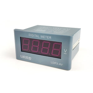 DP3 LED Display AC Digital Voltmeter