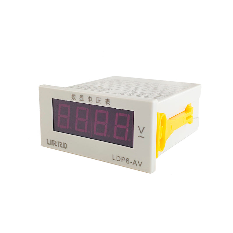 DP6-AV LED Display AC Digital Voltmeter