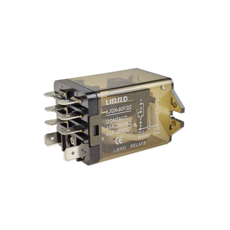 High Power Relay LJQX-30F/2Z