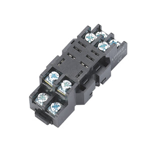 JQX-13F-2Z Suitable 8PINS Relay Socket LPTF08A