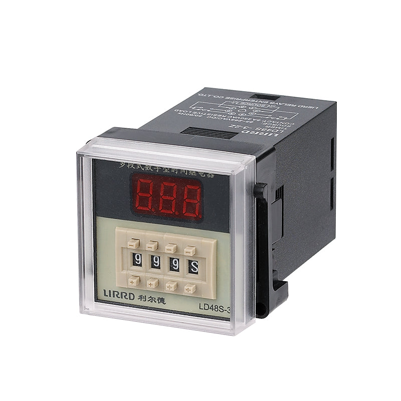 Digital Time Relay LD48S-3 2Z