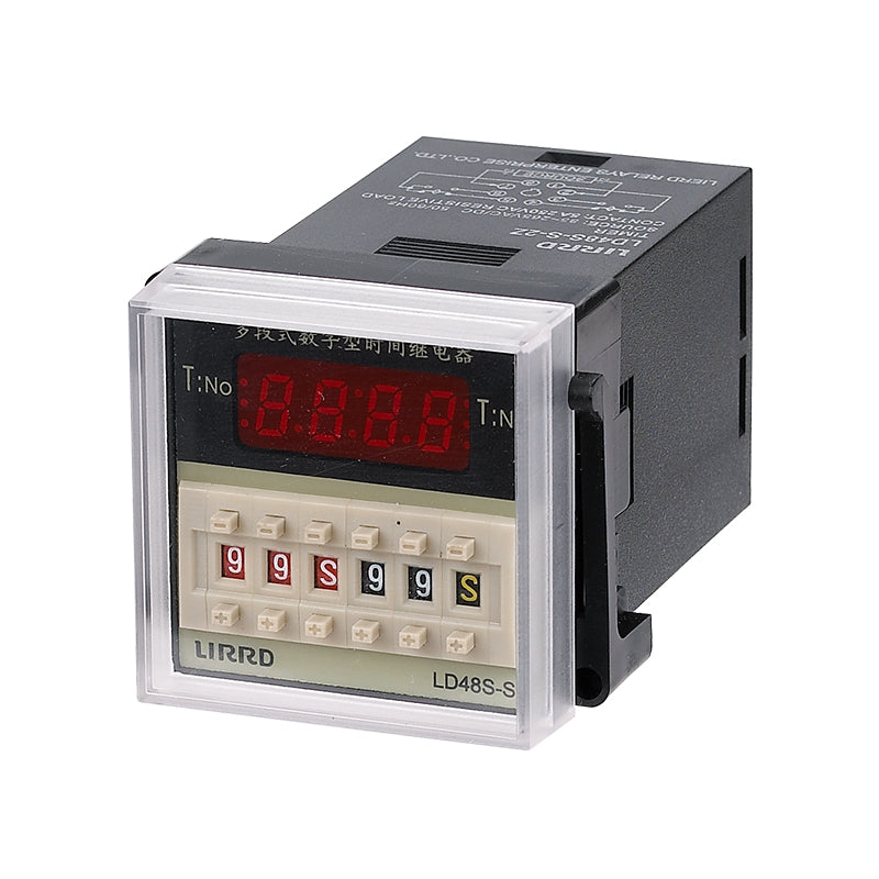 Digital Time Relay LD48S-S
