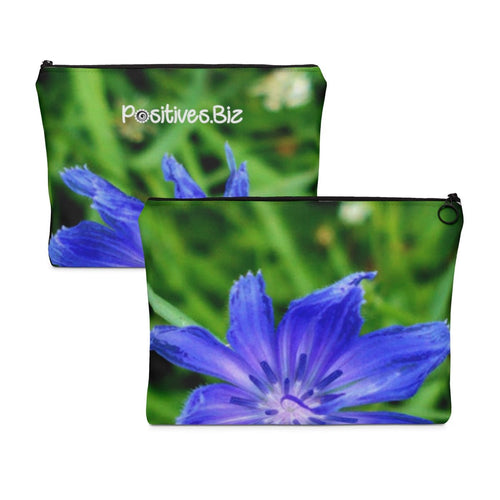 Positives.Biz ~ Lovely Chicory ~ Pouch