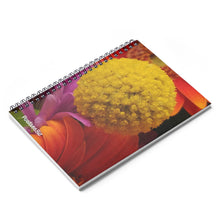 Load image into Gallery viewer, Positives.Biz ~ Sunny Sun Ball ~ Spiral Notebook ~ Ruled Line