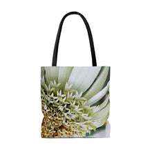 Load image into Gallery viewer, Positives.Biz ~ Calming Cone Flower ~ All Over Print Tote Bag