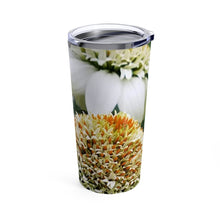 Load image into Gallery viewer, Positives.Biz ~ Calming Cone Flower ~ Tumbler ~ 20oz