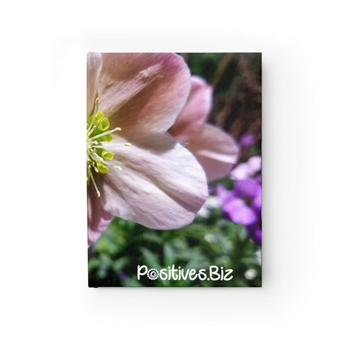 Positives.Biz ~ Exotic Hellebore ~ Journal - Blank