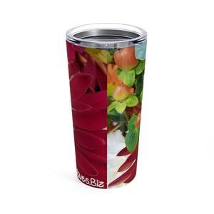 Positives.Biz ~ Fall Into Positives ~ Tumbler ~ 20oz
