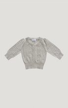 Load image into Gallery viewer, Ellie Cardigan- Oatmeal