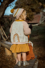 Maggie Dress-Ochre