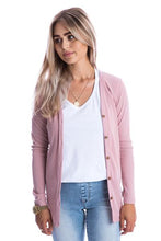 Load image into Gallery viewer, Rose Signature Cardigan - Adult