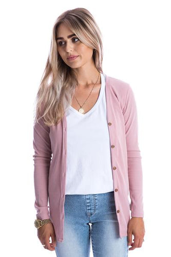Rose Signature Cardigan - Adult