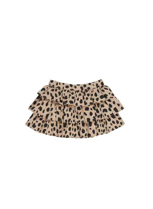 Animal Spot Frill Skirt